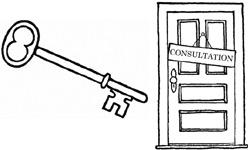 door-and-key